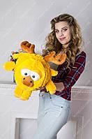 Мягкая игрушка Смешарики Лосяш 30 см