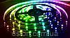 Cветодиодная цветная лента   SMD 5050, IP20,  60 диодов.