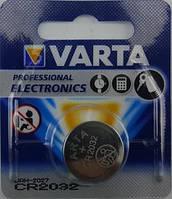 Батарейка литиевая Varta CR2032