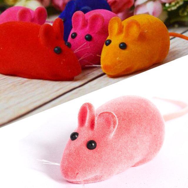 Игрушка Мышка для маленького котенка