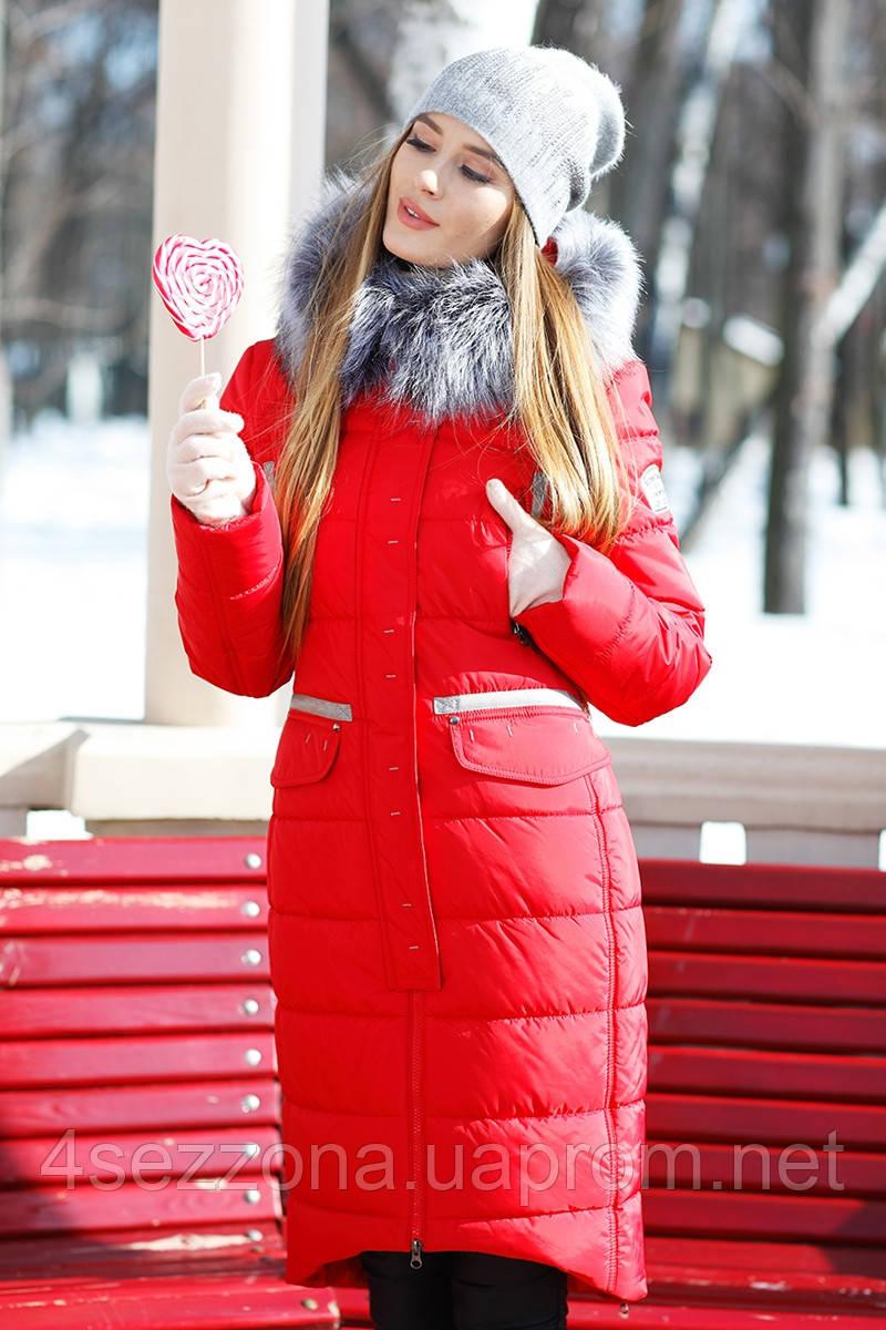 Женское теплое пальто Кэт