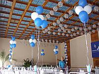 Украшение воздушными шарами, фото 1