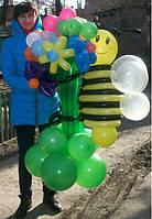Доставка цветов из воздушных шаров, фото 1
