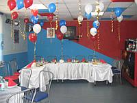 Доставка летающих шаров на праздник, фото 1