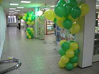 Гелиевые шарики на корпоратив, фото 1