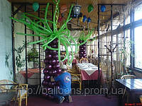 Шары с гелием Гелевые шары  на детском празднике оформление праздников воздушными шарами