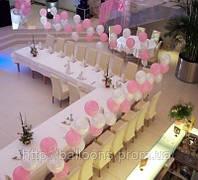 Оформление свадеб различными материалами, фото 1