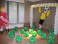 Воздушные шарики  на праздники, фото 1