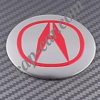 Наклейки для дисков с эмблемой Acura. Цена указана за комплект из 4-х штук