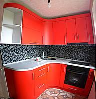 Красная Кухня в Харькове от производителя, фото 1