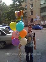 Гелиевые шарики в Днепропетровске, фото 1