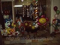 Доставка гелиевых шариков, фото 1
