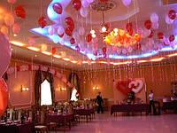 Украшение свадьбы воздушными шарами, фото 1
