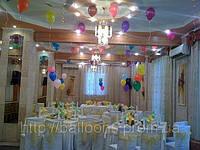 Гелиевые шарики для праздника