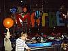 Украшение воздушными шарами дня рождения