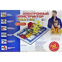 Конструктор Знаток (180 схем) (REW-K003)
