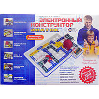 Конструктор Знаток (320 схем) (REW-K002)