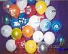 Нанесение логотипов на воздушные шары