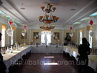 Украшение воздушными шарами детского праздника, фото 1