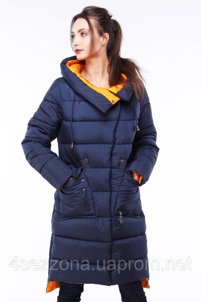 Женское теплое пальто Рива