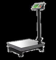 Торговые электронные весы со стойкой 100кг ms