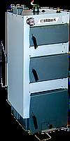 Твердотопливный котел Carbon LUX 16