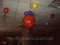 Доставка летающих  шаров, доставка летающих шариков, летающие шарики с доставкой, летающие шары,
