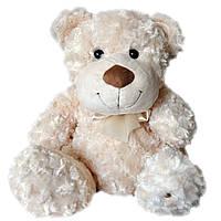 Мягкая игрушка Grand Медведь (белый, с бантом 33 см) (3301GMC)