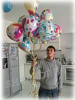 Гелиевые шары для праздника