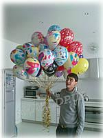 Праздник для ребенка с воздушными шарами