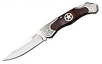 Нож армейский, туристический, складной GRAND WAY