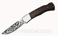 Складной нож, отменное качество и стильный дизайн. Нож для охотника рыбака и туриста Удобный с отличной сталью