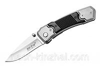 Складной выкидной нож для активного отдыха на природе. Нож для туризма, охоты. Удобный и прочный