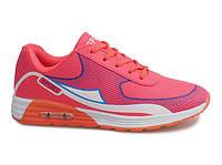 Спортивные женские кроссовки, розового цвета для зала
