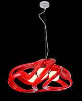 Люстра - модерн акриловая (3 лампы)