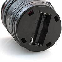 Термокружка объектив Canon 24-105M c мешалкой MS