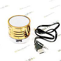 Bluetooth колонка MUSIC mini speaker + USB, microSD, Радиоприемник