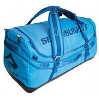 Надежная дорожная сумка Sea To Summit Duffle 65L Blue STS ADUF65BL, 66х33х33 см., 65 л.