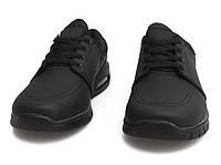 Мужские кроссовки черного цвета  размеры 41,42,44