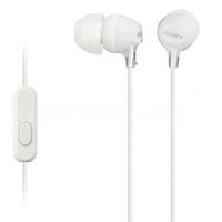 Наушники с микрофоном проводные Sony MDR-EX15AP