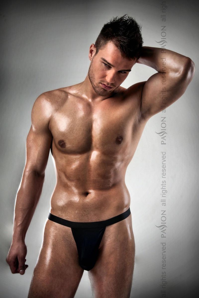 Сексуальные мужские трусы black S/M - Passion
