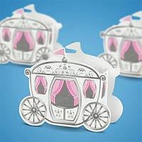 Бонбоньерки в виде кареток, красивые и оригинальные коробочки для конфет