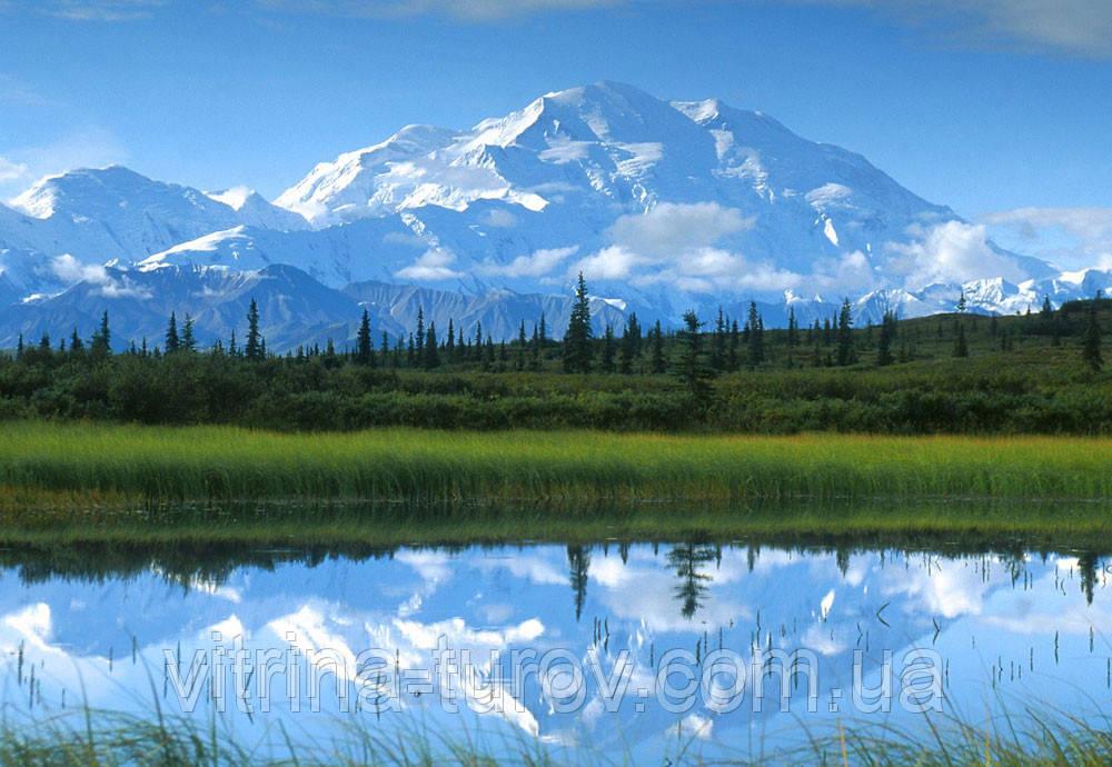 Аляска по Земле и Воде - экскурсионный тур по Канаде и США 15 дней/14 ночей