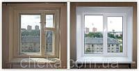 Пластиковые откосы на окна Запорожье