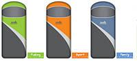 Мешок-одеяло спальный Norfin Scandic Comfort 350 NF30209