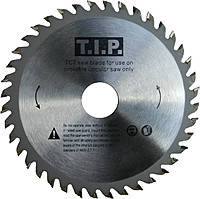 Пильные диски ТМ «T.I.P.» Ф230, отверстие Ф22,2, зубцов 40