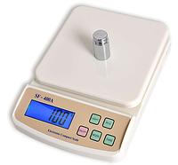 Весы кухонные электронные Весы SF 400A (7кг)/6103, HZT /00-8