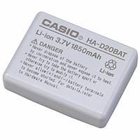 Аксессуар к торговому оборудованию Casio аккумулятор HA-D20BAT 1850 mAh к IT-G500 (HA-D20BAT)