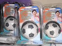 Мяч для метания футбольный 70г