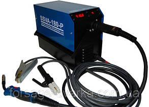 Сварочный инвертор SSVA-180P без рукава